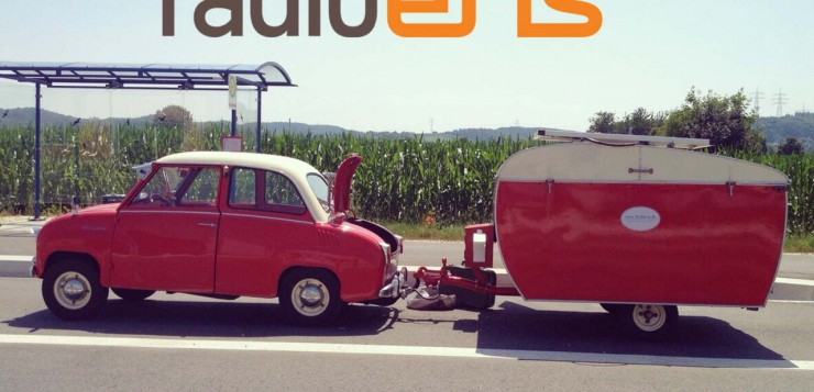 Entschleunigungsreise bei Radio Eins rbb Die Sonntagsfahrer