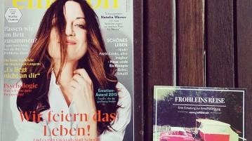 Emotion Ausgabe Frohlein Entschleunigung 2015