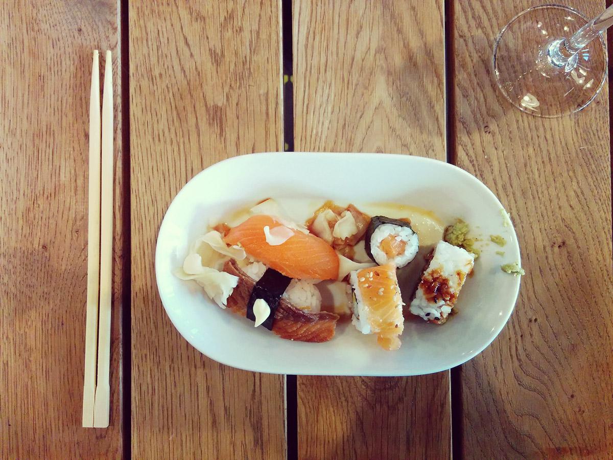 sushi-tgif-google